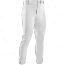 Under Armour Baseball Pant - Mens - White