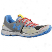 Under Armour Charge Storm - Mens - Steel/ketaolic Silver/blue Taro