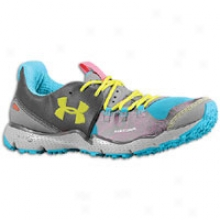 Under Armour Charge Storm - Womens - Capri/graphite/navy