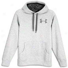 Bearing Armour Charged Cotton-wool Storm Fleece Hoodie - Mens - True Grey Heather/charcoal