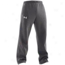 Under Armour Charged Cotton Storm Fleece Pant - Mens - Carbon Heather/steel