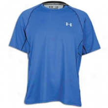 Under Armour Coldblack Fuse S/s T-shirt - Mens - Evening/reflective Silver