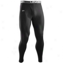 Under Armour Coldgear Compression Ventilated Legging - Mens - Black