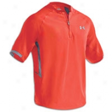 Under Armour Ctg Cage Jacket - Mens - Red/steel