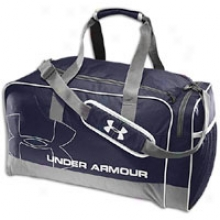 Under Armour Dauntless Duffle - Midnight/graphite/white