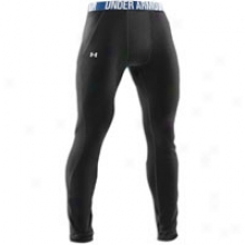 Under Armour Extreme Coldgear Fitted Legging - Mens - Black/ligtning