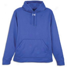 Under Armour Flece Performance Hoodie - Mens - Royal