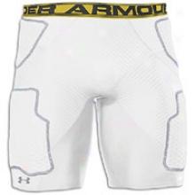 Under Armour Gameday Armour Short - Mens - White/aluminum
