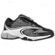 Under Armour Glyde Iv Trainer - Womens - Black/white