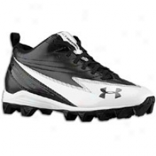 Under Armour Contrive Iii - Mens - Black/white