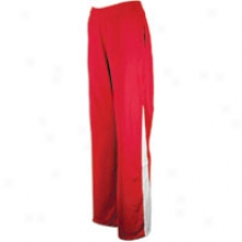 Undet Armour Hype Pant - Womens - Red/white/white
