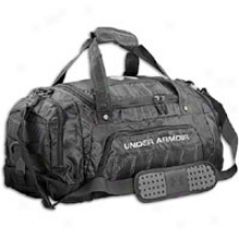 Under Armour Locker Duffle With Fresh Blitx - Black/black