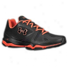 Under Armour Micro G Quick Ii - Mens - Black/explosive