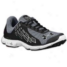 Attested by Armour Micro G Stealth - Womens - Graphite/black/white