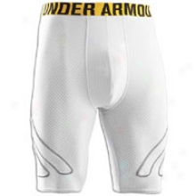 Under Armour Natural Slider With Cup - Mens - White/grey/grey