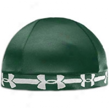 Under Armour Solid Skull Cap - Mens - Forest Green
