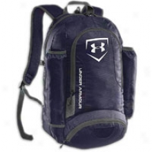 Under Armour Curve Baseball Backpack - Midnight/charcoal