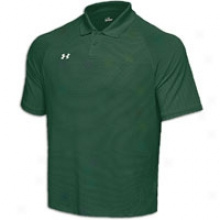 nUder Armour Team Gtid Polo Ii - Mens - Forest