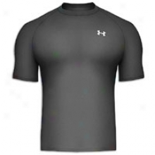 Under Armour Tech S/s T-dhirt - Mens - Black/white