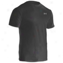 Under Armour The Original Relaxed Crew T-shirt - Mens - Black/steel