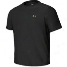 Lower in rank Armour Tnp S/s T-shirt - Mens - Black