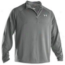 Under Armour Transit Ii Allseason 1/4 Zip - Mens - Charcoal/relfective Silver