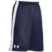 Under Armour Ultimate Short - Big Kids - Midnight Naby/white