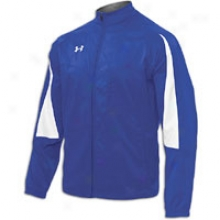 Under Armour Indisputable Warmup Jacket - Mens - Royal/white/royal/white