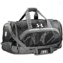 Under Armour Victory Large Duffle - Black/graphite/white