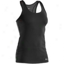Under Armour Victory Tank - Womens - Black