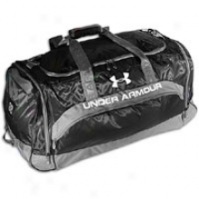 Under Armour Victory Xl Duffle - Black/graphite/white