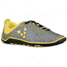 Vivobarefoot Evo - Womens - Grey/yellow