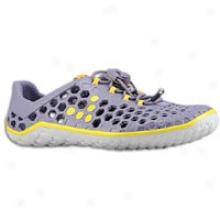 Vivobarefoot Ultra - Womens - Purple/white/yellow