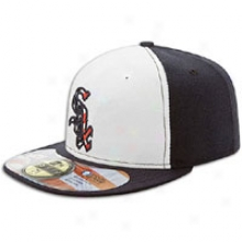 White Sox New Era 59fifty Mlb Stars & Stripes Cap - Mens - White/navy
