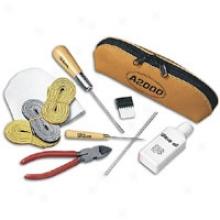 Wilson A2000 Glove Care Kit - Tan