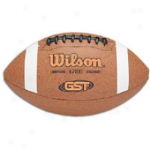 Wilson Gst Official Composite Football - Mens