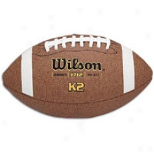Wilson K2 Peewee Composite Football