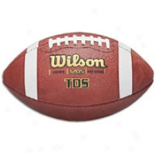 Wilson Tds Functionary High School Game Ball - Mens