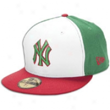 Yankees New Epoch Mlb World Block - Mens - White/red/green
