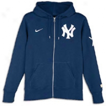 Yankees Nike Yankees Competition Hoodie - Mens - Navy
