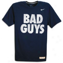 Yankees Nike Yankee sRivalry T-shirt - Mens - Navy