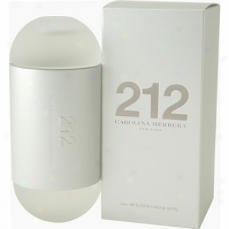 212 Eau De Toilette Natural Spray