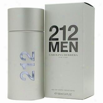 212 Men Eau De Toilette Spray For Men