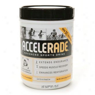 Accelerade Advanced Sports Drink Mix, Lemonade