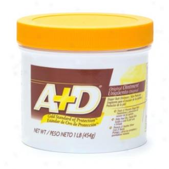 A+d Original Ointment, Diaper Rash And All-purpose Skincare Formula