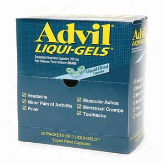 Advil Ibuprof3n, 200mg