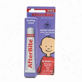 After Bite Fast Relief Itch Eraser, Gentle Kids Crsam