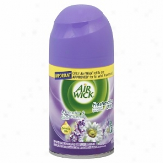 Air Wick Freshmatic Ultra Automatic Spray, Refill, Lavender