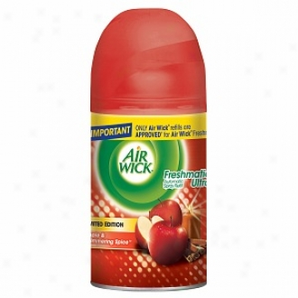 Air Wick Freshmatic Ultra, Refill, Apple Cinnamon Medley