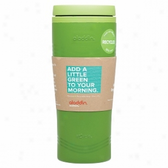 Aladdin Recycled & Recyclable 16oz Insulated Mug, Forest